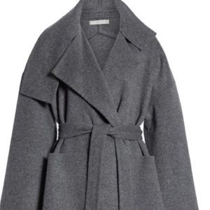 Vince blanket Wool blend Coat